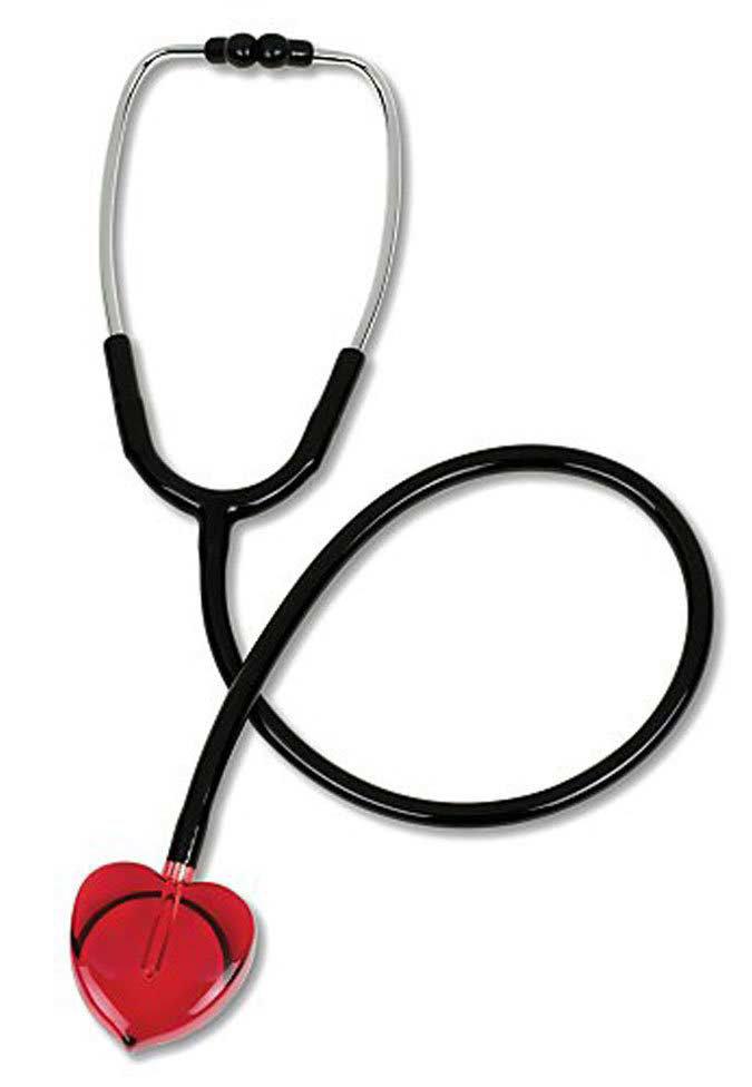 Prestige Clear Sound heart stethoscope.