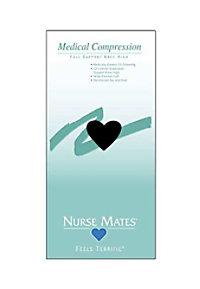 Nurse Mates Medical Compression knee-high.