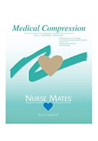 Nurse Mates Medical Compression hosiery.