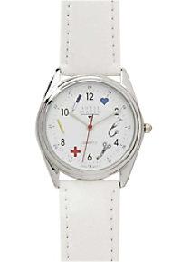 Nurse Mates medical symbols nurses watch.