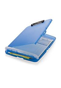 Officemate slim storage clipboard.