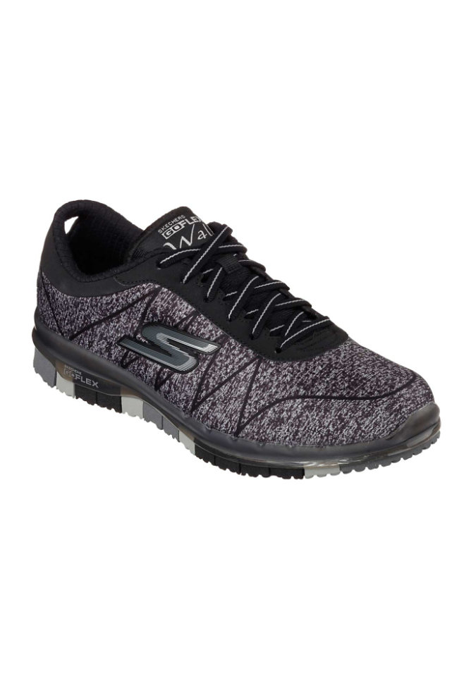Skechers GO Flex Ability athletic shoes.