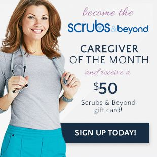 Are you the next caregiver of the month?