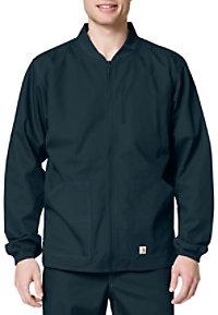 Carhartt mens zip front jacket