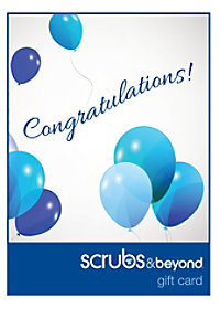 Congratulations Email Gift Card