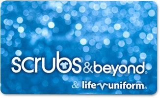 Scrubs & Beyond Gift Card