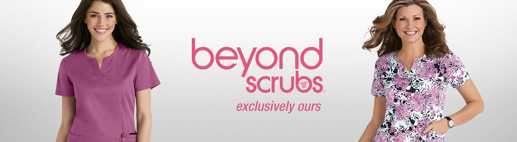 Shop Beyond Scrubs