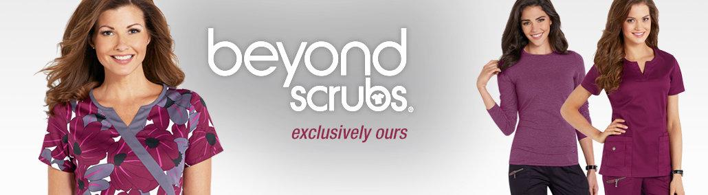 Shop Beyond Scrubs