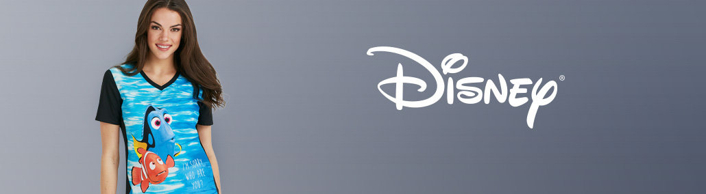 Disney scrubs