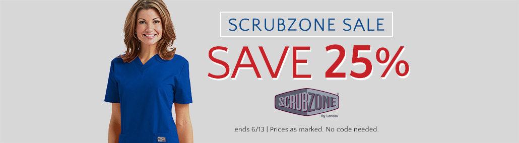 ScrubZone scrubs