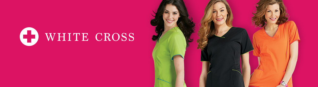 Shop White Cross Scrubs