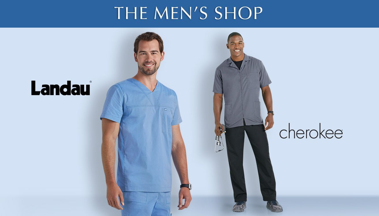 Scrubs for men