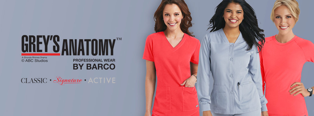 Discount Grey's Anatomy Scrubs