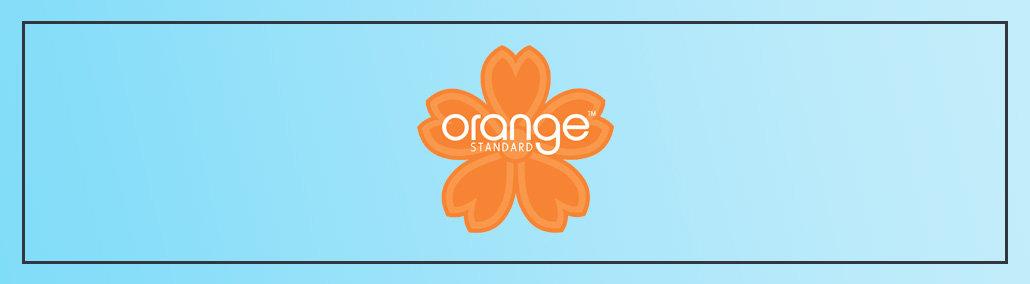 Shop Orange Standard Scrubs