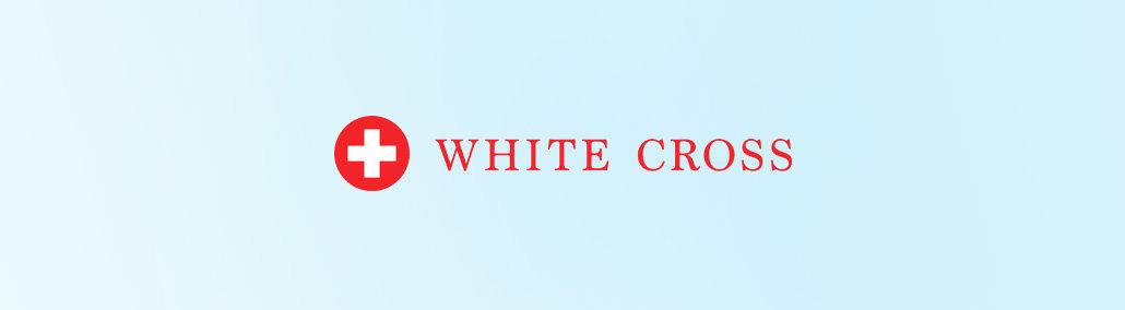 White Cross scrubs
