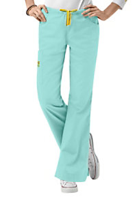 WonderWink  Origins Romeo women's scrub pants.