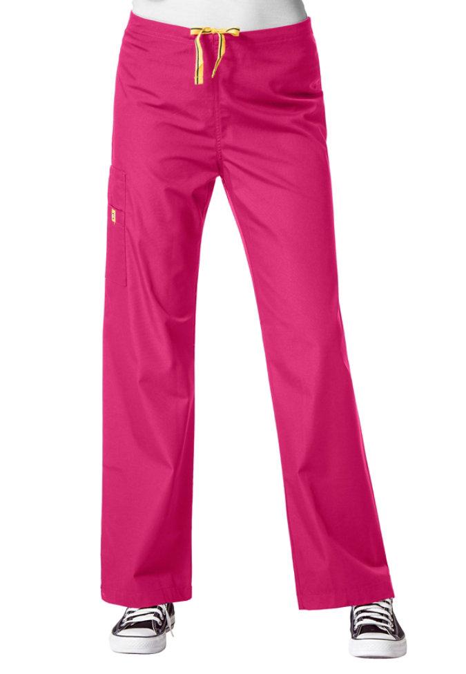 WonderWink Origins Sierra unisex scrub pants.