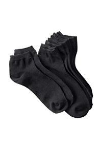 Beyond Scrubs 5 Pack No Show Socks
