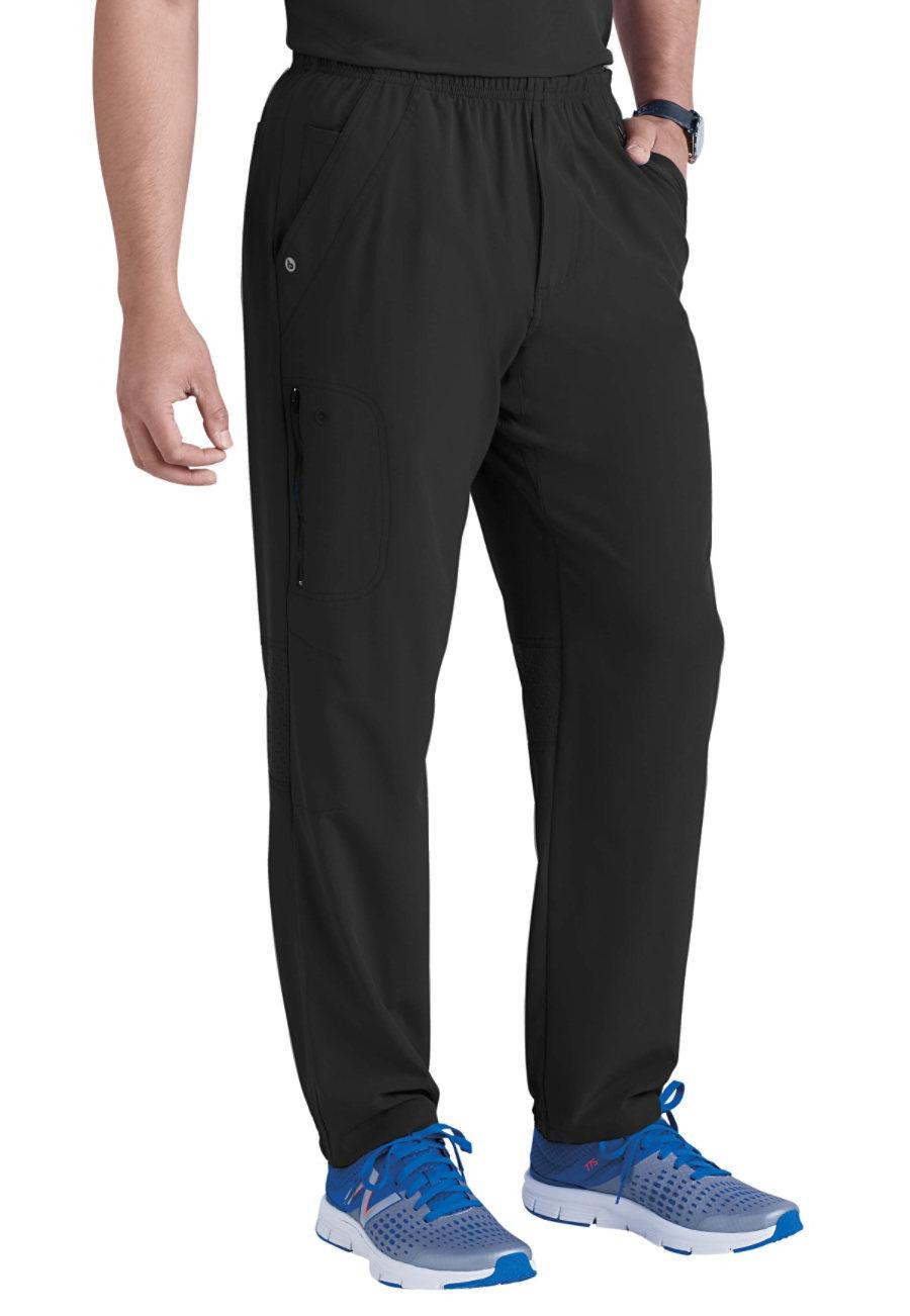Barco One Men's 7-pocket Cargo Scrub Pants