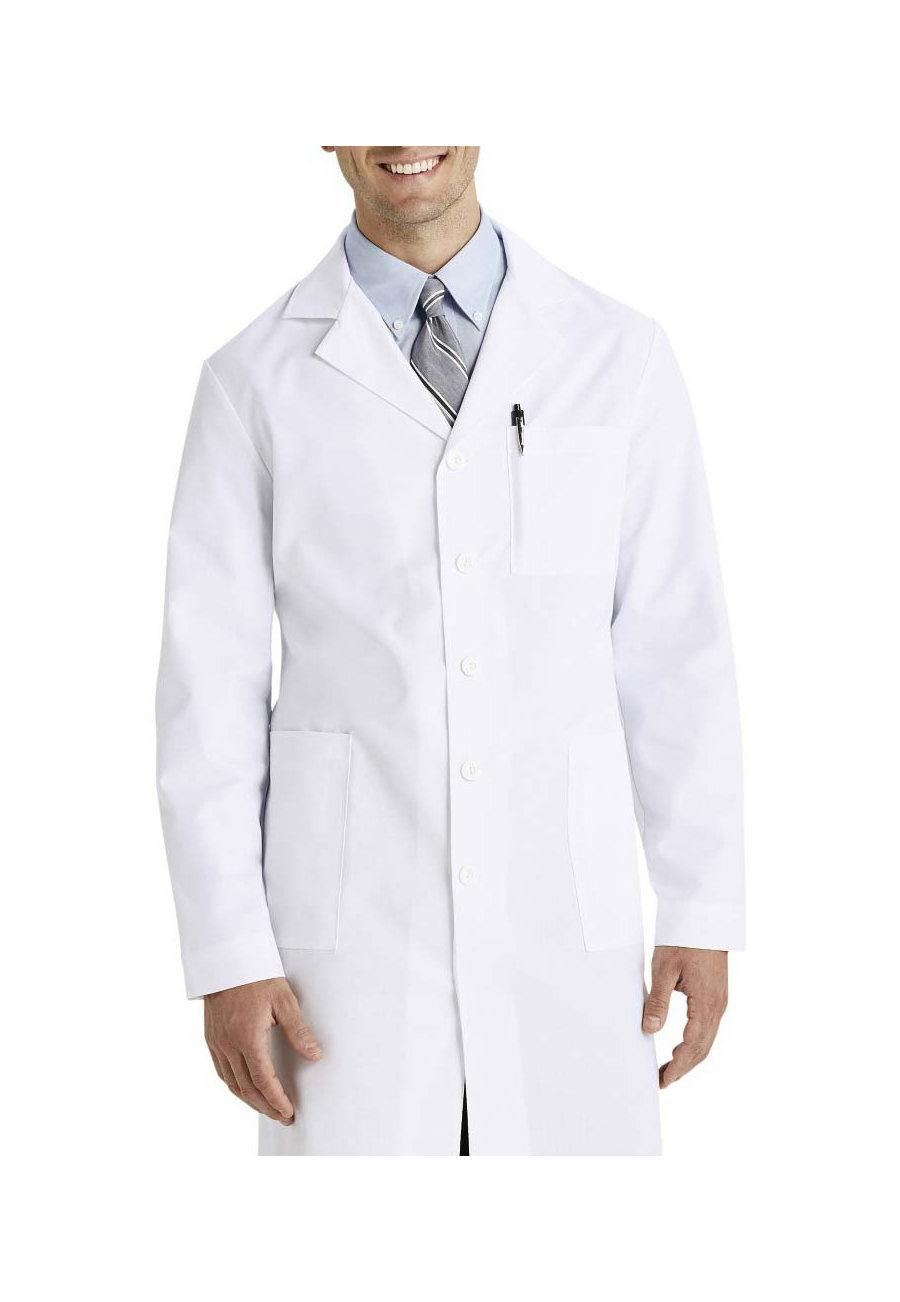 META Men's 40 Inch Long Lab Coats