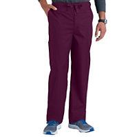 Cherokee Luxe Men's Fly Front Cargo Pants