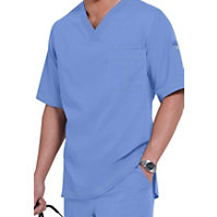 Grey's Anatomy Men's V-neck Tops