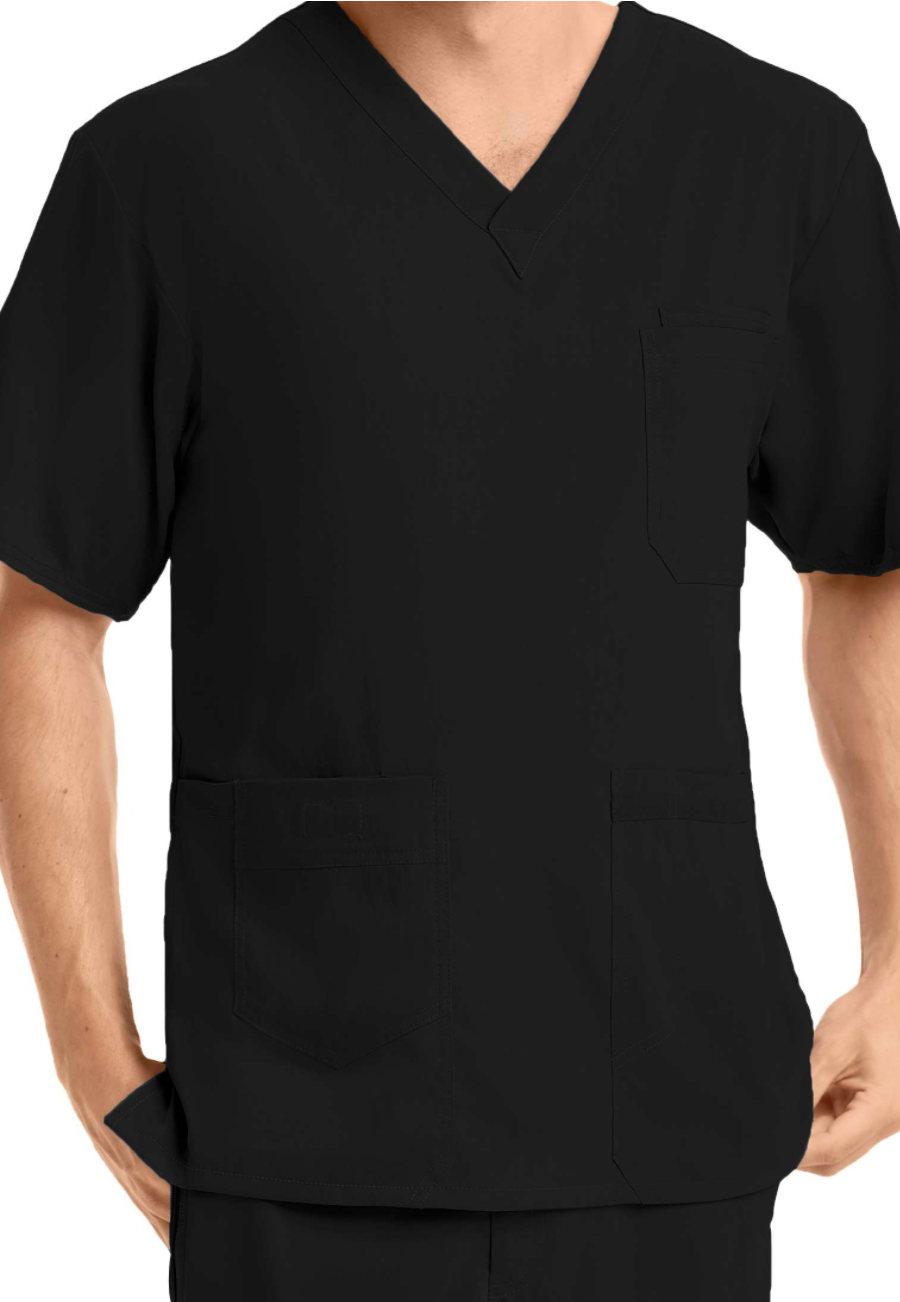 Barco KD110 Men's Justin 7-pocket Scrub Tops