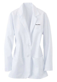Fashion Seal Ladies 28.5 Inch Consultation Lab Coats