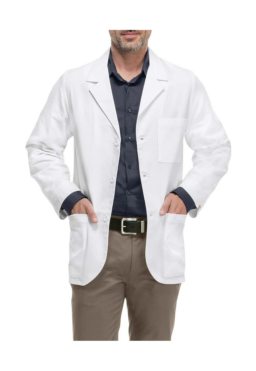 Cherokee Men's Consultation 31 Inch Lab Coats With Certainty