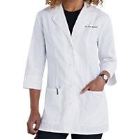 Cherokee 3/4 Sleeve Lab Coats