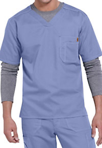 Carhartt Ripstop Men's Utility V-neck Scrub Tops