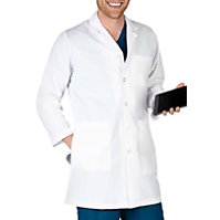 Natural Uniforms Men's 40 Inch Lab Coats