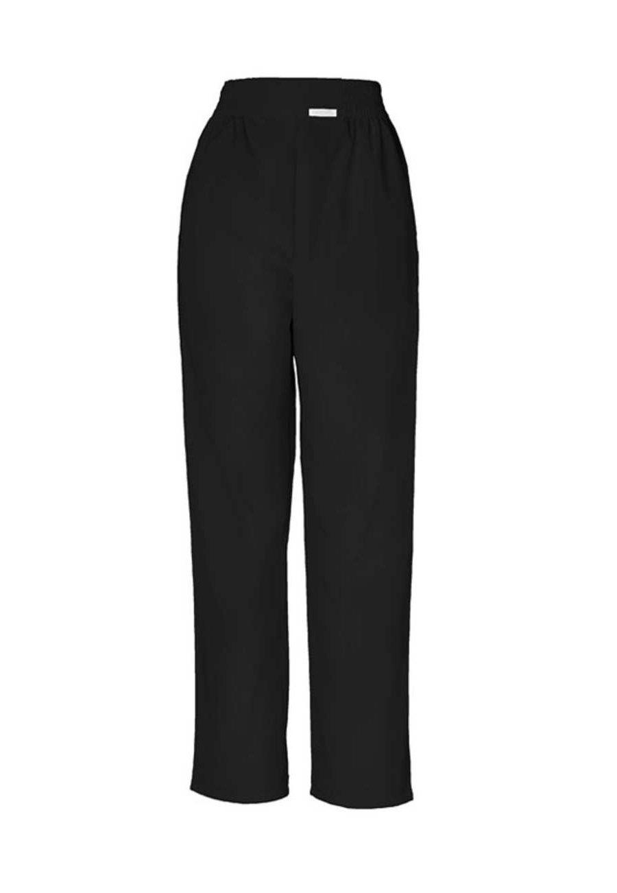 Cherokee Boxer Waist Scrub Pants - Black - PL plus size,  plus size fashion plus size appare