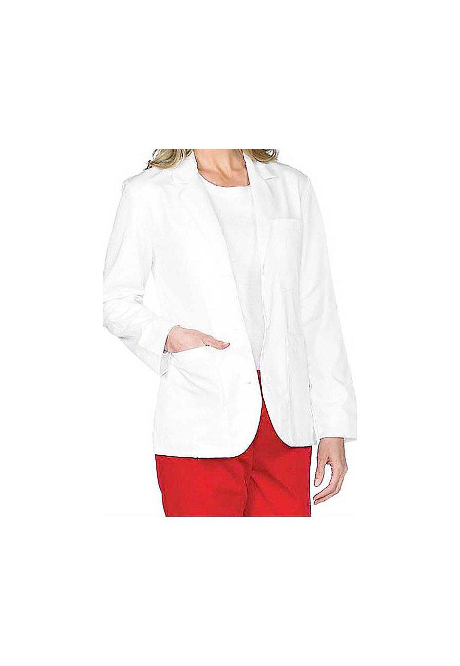 META Ladies 28 Inch Consultation Lab Coats