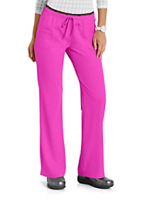 HeartSoul Heart Breaker Drawstring Scrub Pants