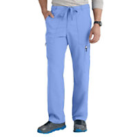 Grey's Anatomy Men's 6 Pocket Pants