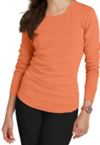 HeartSoul Social Butter-fly Long Sleeve Underscrub