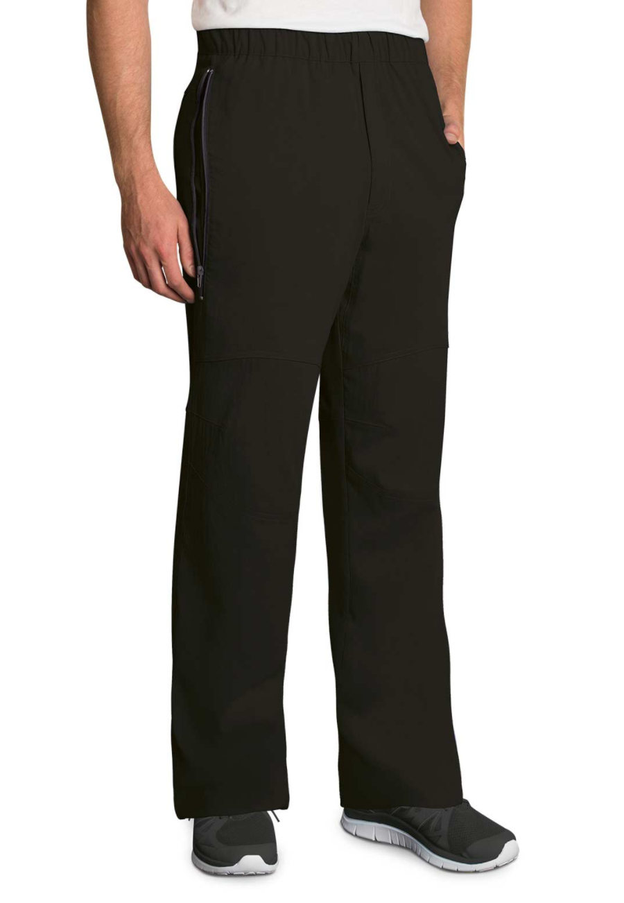 Image of Barco KD110 Men's Jake Scrub Pant - Black - 2X