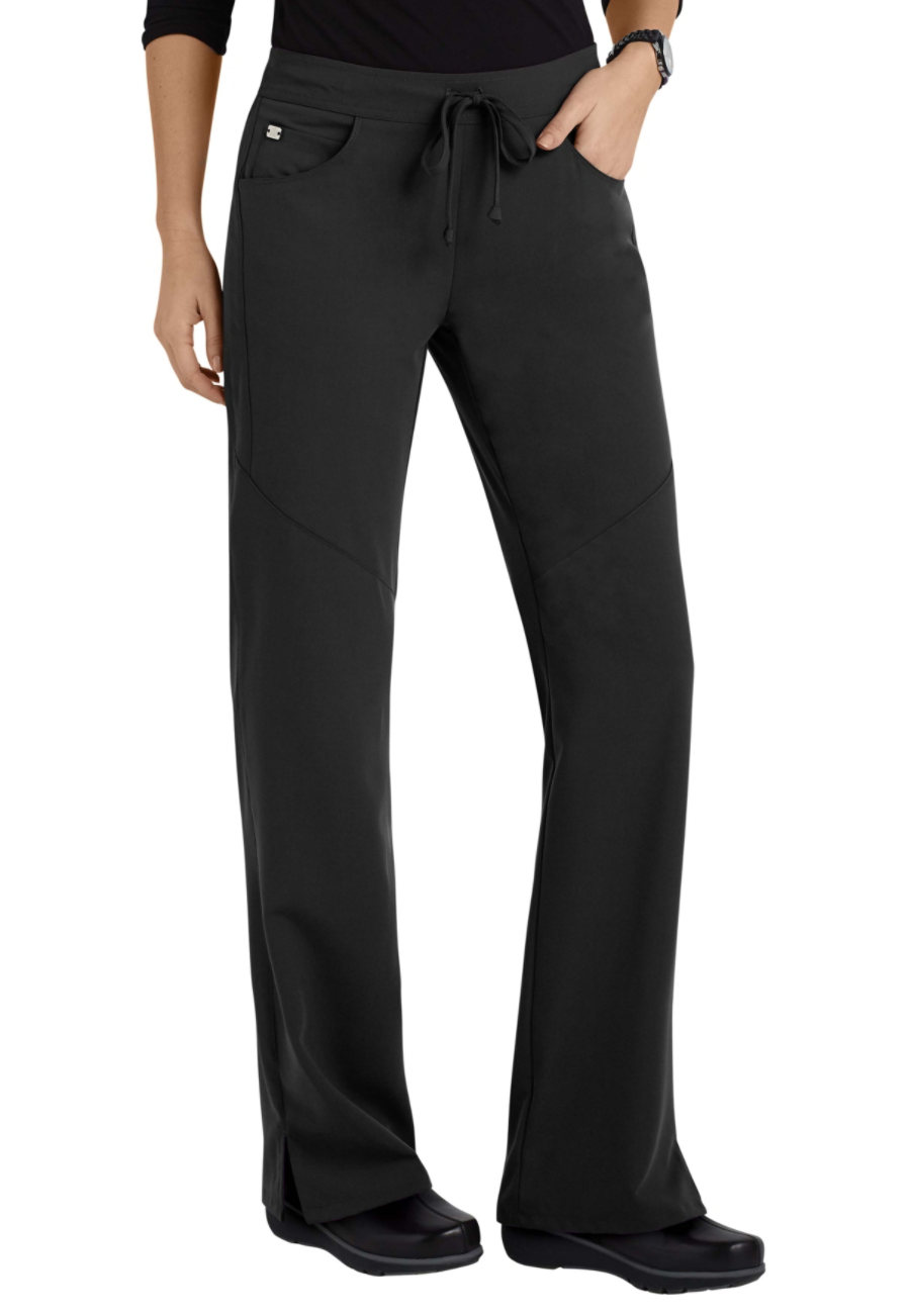 Grey's Anatomy Signature Sofia 5 Pocket Straight Leg Scrub Pants