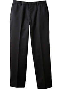 Edwards Garment Men's Flat Front Pants