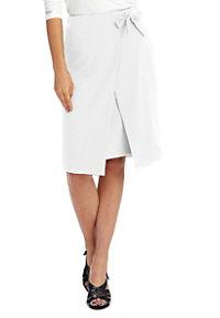 Grey's Anatomy Signature 2 Pocket Faux Wrap Skirts