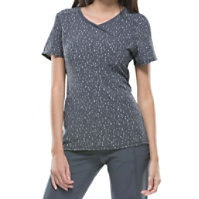Infinity By Cherokee Lovely In Leopard Print Tops With Certainty