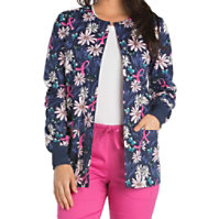 Cherokee Flight For The Cure Print Jackets