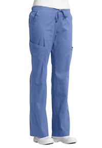 White Cross Allure 6 Pocket Cargo Scrub Pants