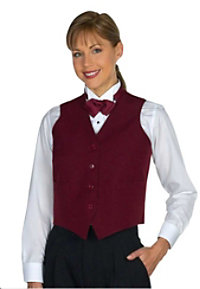 Henry Segal Women's Formal Chef Vest