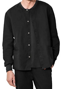 Cherokee Workwear Flex Unisex Scrub Jackets With Certainty