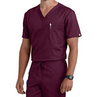 Cherokee Workwear Flex Unisex One Pocket Tops With Certainty