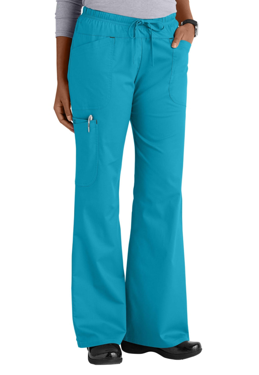Cherokee Workwear Core Stretch Drawstring Pants