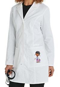 Cherokee Tooniforms 33 Inch Doc McStuffins Pocket Lab Coat