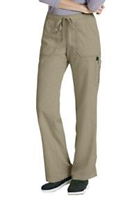 Grey's Anatomy 4 Pocket Drawstring Waist Cargo Scrub Pants